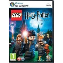LEGO: Harry Potter Lata 1-4 (PC) DVD