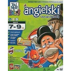 Tell me More Kids 3 - Miasto (wiek 7-9) CD-ROM