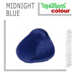 Toner do włosów Niebieski
