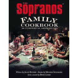 The Sopranos Family Cookbook by Artie Bucco, 9780446530576.