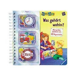 Bücher: Was gehört wohin?  von Irmgard Eberhard