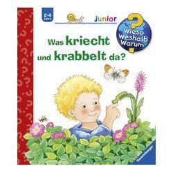 Bücher: Was kriecht und krabbelt da?  von Irmgard Eberhard