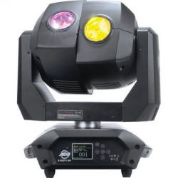 American DJ 3 Sixty 2R Dual Moving Head LED Light 3SIXTY 2R B&H