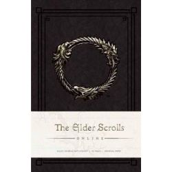 Elder Scrolls Online Ruled Journal by Insight Editions, 9781608874293.