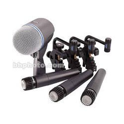 Shure  DMK57-52 Drum Microphone Kit DMK57-52 B&H Photo Video Sprzęt audio dla domu