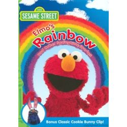 Elmo's Rainbow & Other Springtime Stories (DVD)