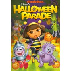 Dora The Explorer: Dora's Halloween Parade (DVD)
