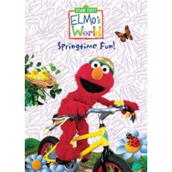 Elmo's World: Springtime Fun! (DVD + Puzzle) (DVD 2002)