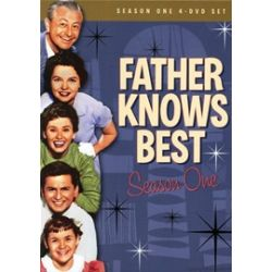Father Knows Best: Season One (DVD 1954)