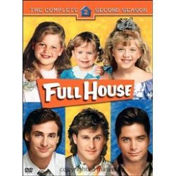 Full House: The Complete Second Season (DVD 1988)
