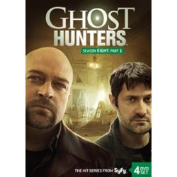 Ghost Hunters: Season 8 - Part 1 (DVD 2012)