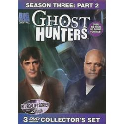 Ghost Hunters: Season 3 - Part 2 (DVD)
