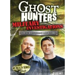 Ghost Hunters: Military Investigations (DVD)