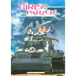 Girls Und Panzer: The TV Collection (DVD)