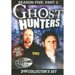 Ghost Hunters: Season 5 - Part 2 (DVD 2009)