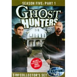 Ghost Hunters: Season 5 - Part 1 (DVD 2009)