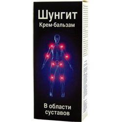 Szungit wspomagający - przeciwzapalny krem do ciała