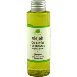 Celestin - olejek do ciała i do masażu z Uzdrowiska Rymanów