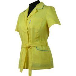 Bluza medyczna damska z baskinką 401+ (wypustka)
