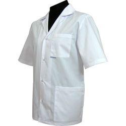 Bluza medyczna męska klasyczna z kołnierzem - dla lekarza