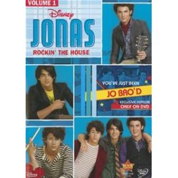 Jonas: Rockin' The House - Volume 1 (DVD 2009)