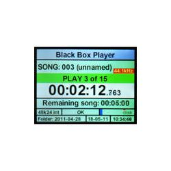 JoeCo BLACKBOX PLAYER Software Upgrade for BLACKBOX BBPLIC B&H Sprzęt audio dla domu