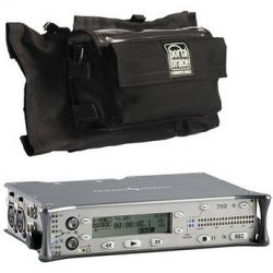 Sound Devices Sound Devices 702 Field Recorder and Porta Brace Sprzęt audio dla domu