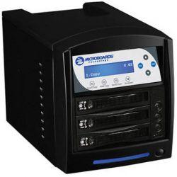 Microboards Digital Standalone 2-Drive Turbo HDD CW-HDD-T02 B&H Sprzęt audio dla domu