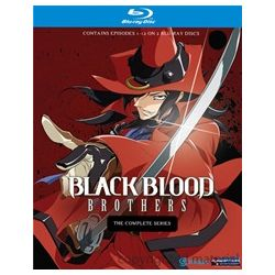 Black Blood Brothers: The Complete Series (Blu-ray  2006)