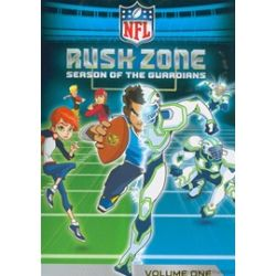 NFL Rush Zone: Season Of The Guardians - Volume One (DVD)