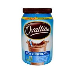 Ovaltine, Rich Chocolate Mix, 12 oz (340 g)