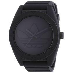 adidas Herren-Armbanduhr XL Analog Quarz Silikon ADH2710
