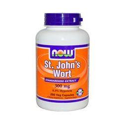 Now Foods, St. John's Wort, 300 mg, 250 Veggie Caps
