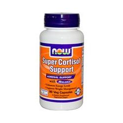 Now Foods, Super Cortisol Support, 90 Veggie Caps