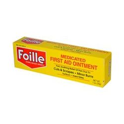Foille, Medicated First Aid Ointment, 1 oz (28 g)