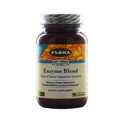 Flora, Udo's Choice, Enzyme Blend, 90 Veggie Caps