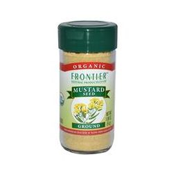 Frontier Natural Products, Organic Mustard Seed, Ground, 1.80 oz (51 g)
