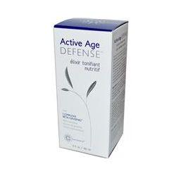 Earth Science, Active Age Defense, Nutrient Toning Elixir, 6 fl oz (180 ml)