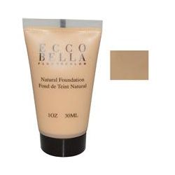 Ecco Bella, Flowercolor, Natural Foundation, SPF 15, Bisque, 1 fl oz (30 ml)