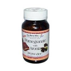 Eclectic Institute, Raw Pomegranate with Aronia POW-der, 2.1 oz (60 g)