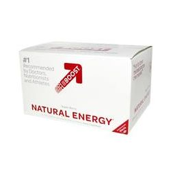 EBOOST, Natural Energy Shot, Super Berry, 12 Pack, 2 fl oz (60 ml) Each