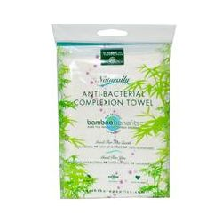 Earth Therapeutics, Anti-Bacterial Complexion Towel, 11.25 in x 12 in