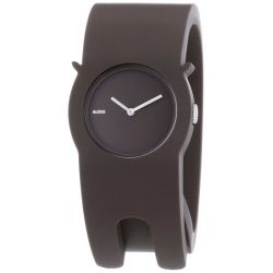 Alessi Unisex-Armbanduhr Sanaa Neko Analog Quarz AL24001