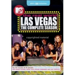 Real World, The: Las Vegas - The Complete Season (DVD 2002)