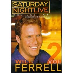 Saturday Night Live: The Best Of Will Ferrell - Volume 2 (DVD 2004)