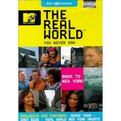 Real World You Never Saw, The: Back To New York (DVD 2001)