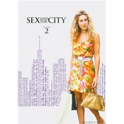 Sex And The City: The Complete Second Season (Repackage) (DVD 1999)