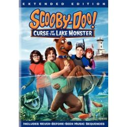 Scooby-Doo!: Curse Of The Lake Monster - Extended Edition (DVD 2010)