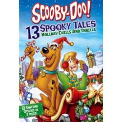 Scooby-Doo!: 13 Spooky Tales - Holiday Chills And Thrills (DVD)