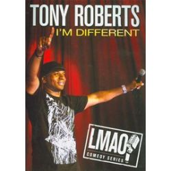Tony Roberts: I'm Different (DVD 2012)